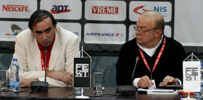 Goran Jovanovic on press conference