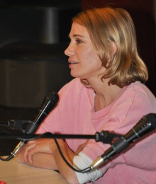 Nadeshda Brennicke at Faculty of Dramatic arts